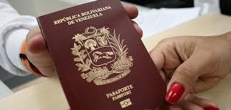 Ecuador no dejará entrar a venezolanos sin pasaporte a partir de hoy