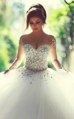Vestito, scarpe, trucco e parrucco...tre consigli veloci per essere una sposa veramente perfetta