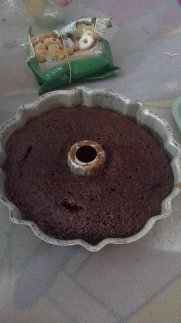 Ant Cake (Caramel Cake)