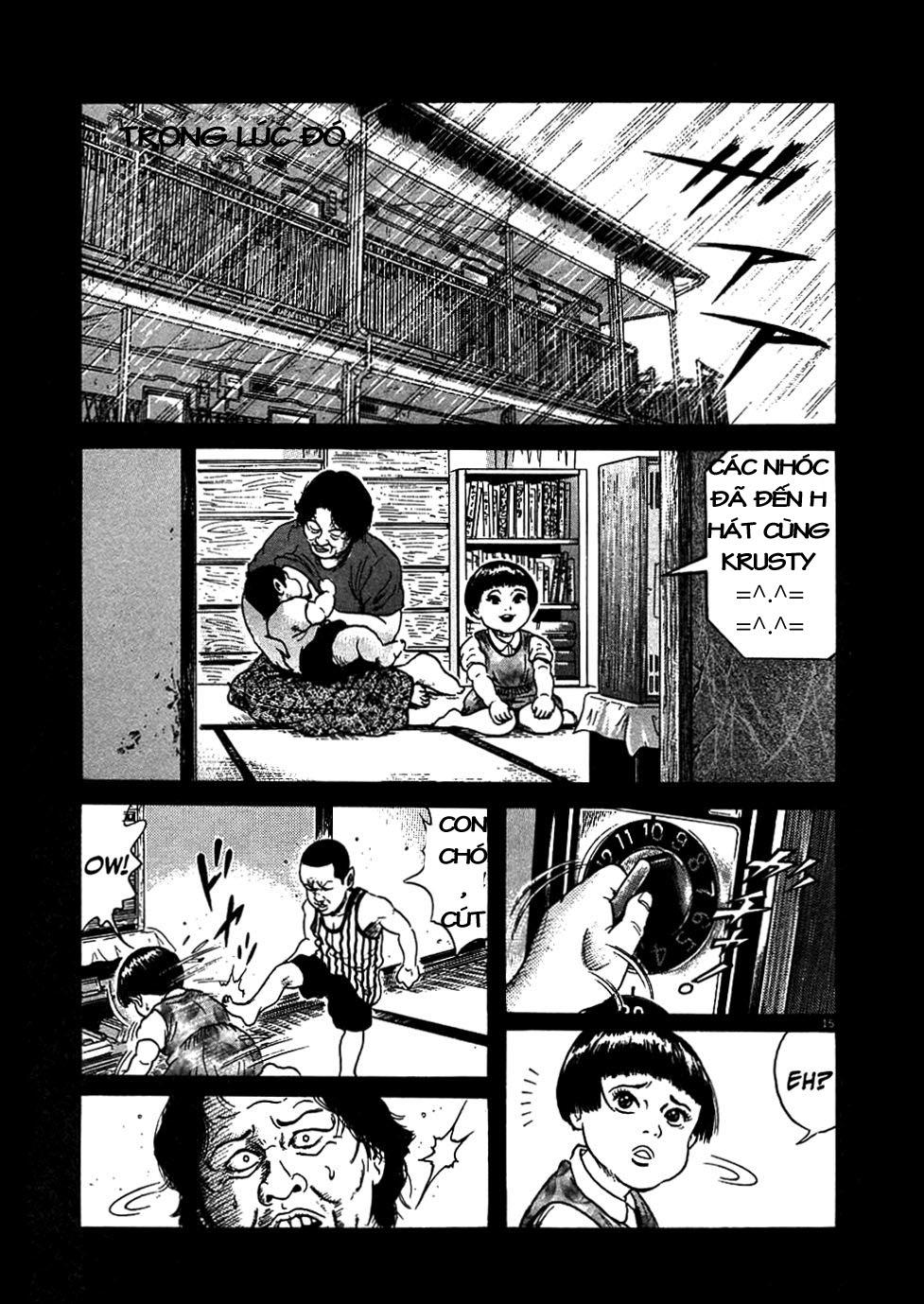 Oyaji chap 4 trang 14