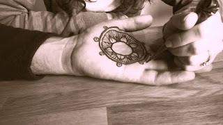 Mehndi Designs for Groom Hands