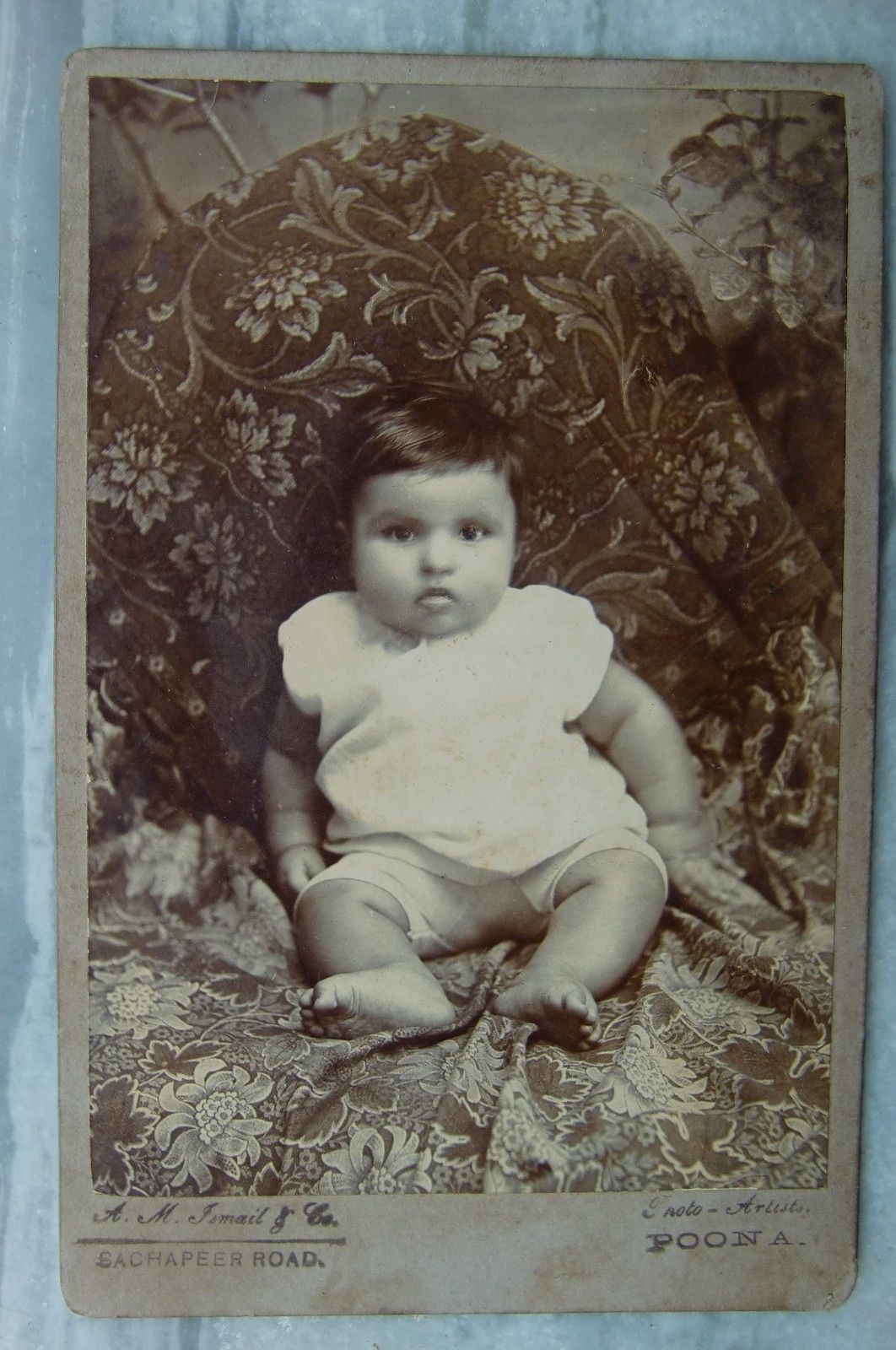 Vintage Photograph of a Child