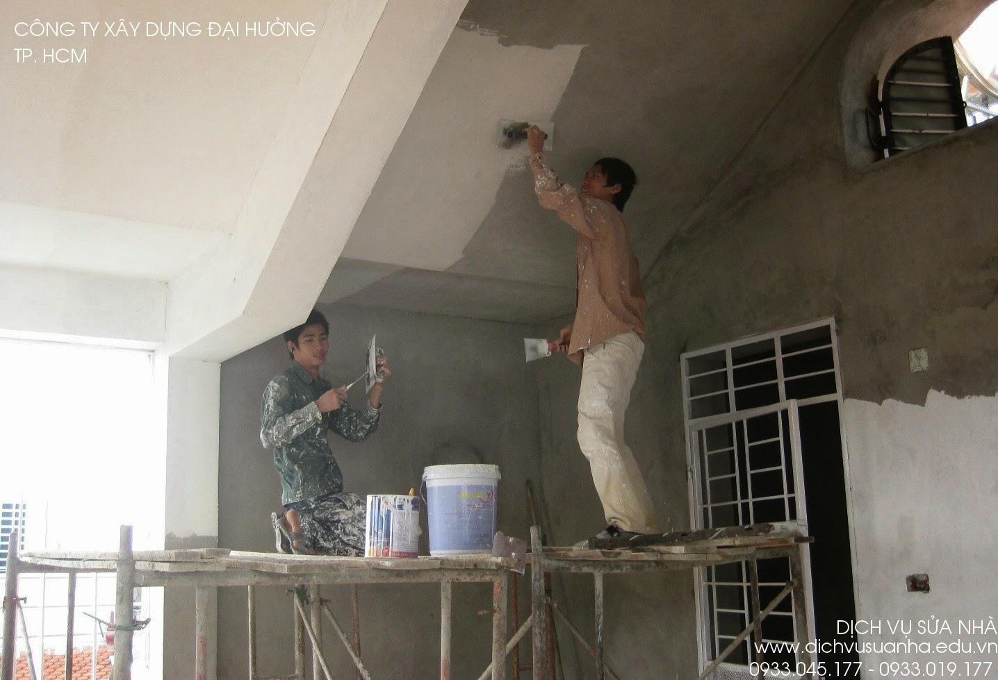 Sửa nhà Quận 10 Tp.HCM