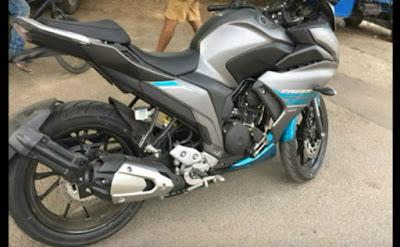 2017 Yamaha Fazer 250 (Fazer 25) HD Pics
