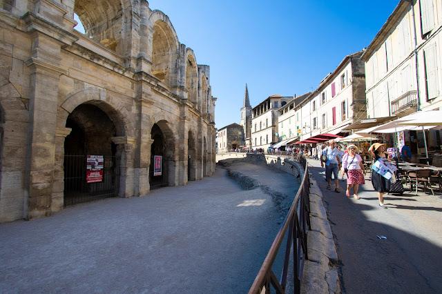 Arenes di Arles