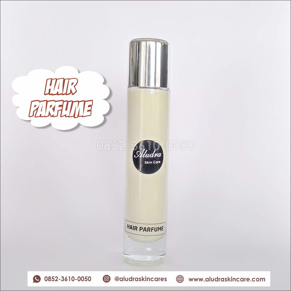 TERBAIK |  Rekomendasi Parfum Rambut