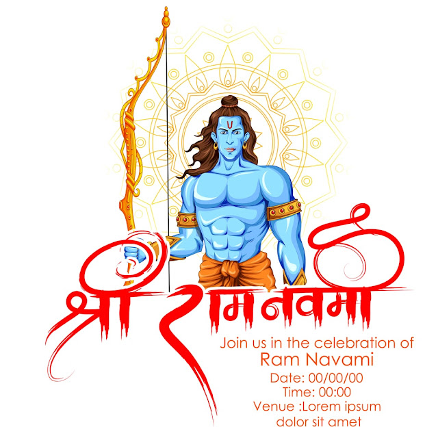 Happy Rama Navami Wallpapers