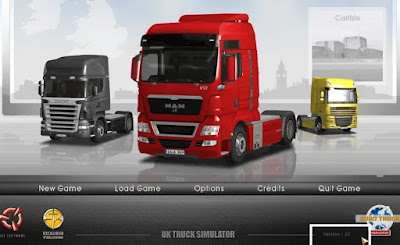 game uk truck simulator