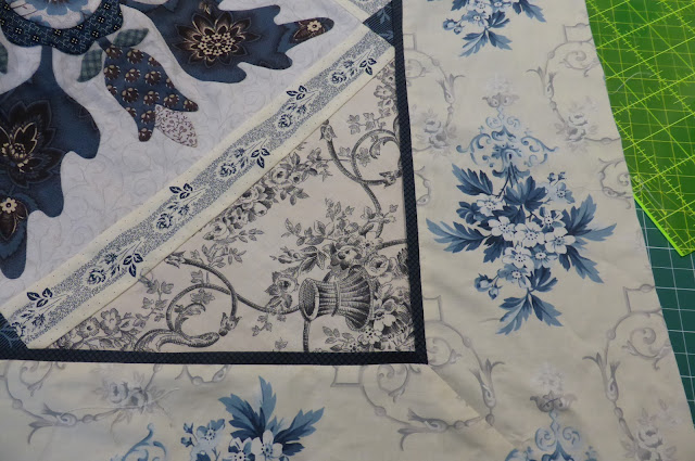 Antique Wedding Sampler revisited quilt Di Ford