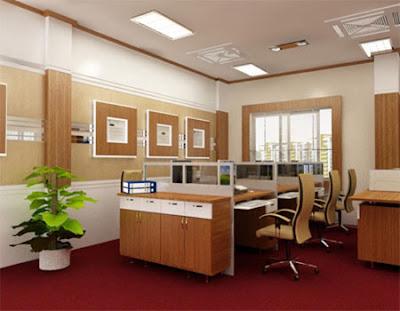 Thiết kế thi công nội thất văn phòng đẹp và chuyên nghiệp