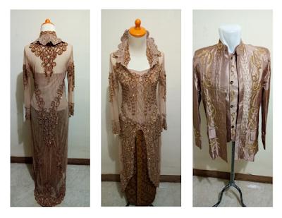 Sewa Baju Pengantin Muslimah Modern Murah 03