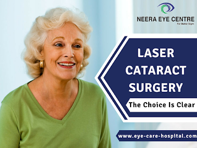Laser Cataract surgery in new delhi