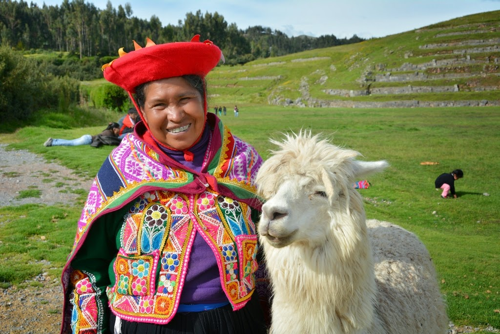 People of Peru