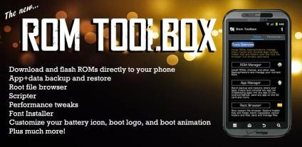 rom ROM Toolbox Pro Apk Cracked + License Key Full Download Apps