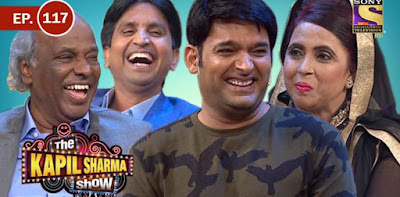 The Kapil Sharma Show Episode 117 01 July 2017 HDTV 480p 250mb