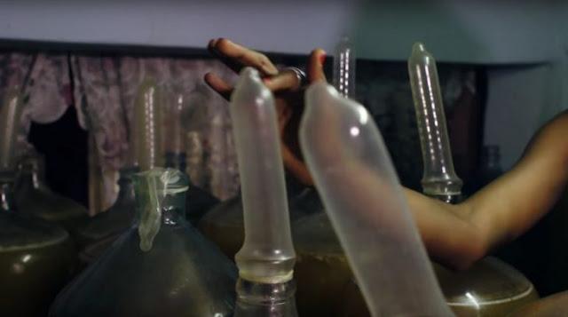 san condones para hacer vino ante la falta de válvulas