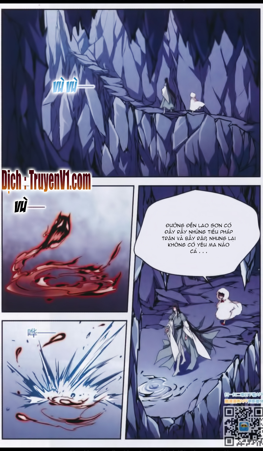 Hoa Thiên Cốt Chap 112 - Trang 1