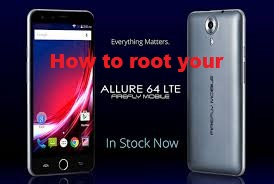 Root your Firefly Mobile Allure