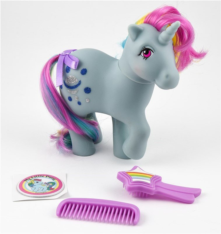 my little pony toys g2