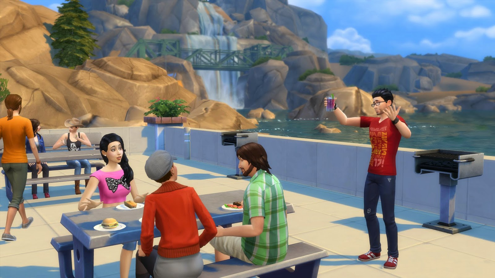 The Sims 4 Deluxe Edition Free Download PC Games