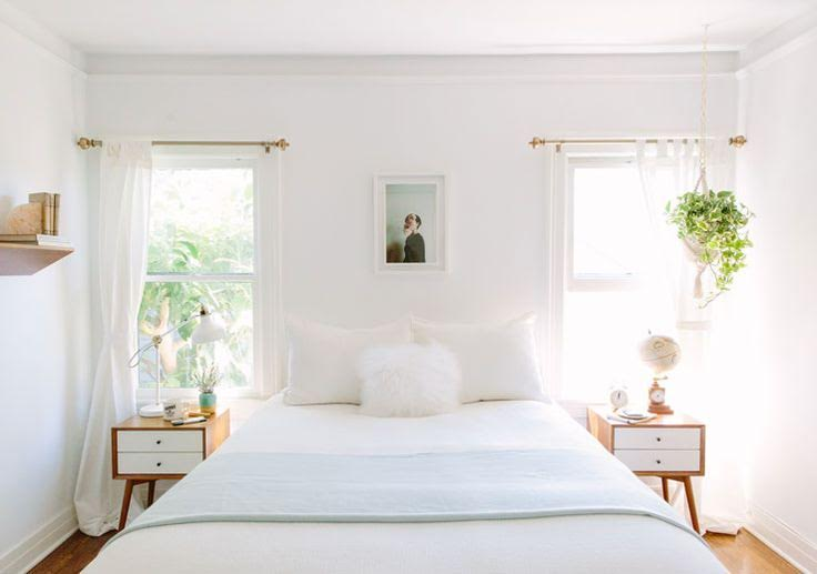 Give Your Bedroom A Minimalist Makeover