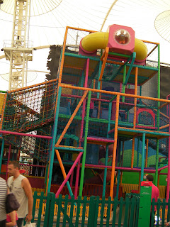 playzone soft play tower butlins