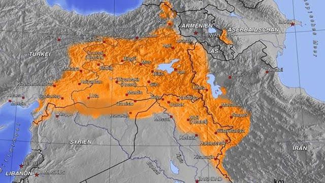 Αλλαγές συνόρων φέρνει το δημοψήφισμα στο Ιρακινό Κουρδιστάν