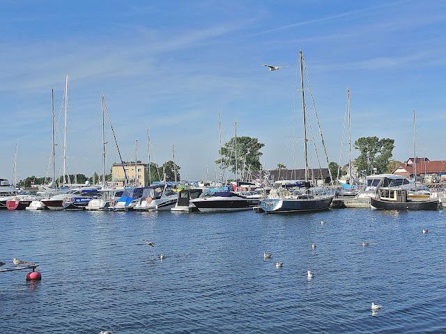 łodzie, jachty, Jastarnia, co oferuje miejscowość