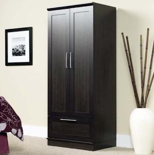 model lemari pakaian minimalis terbaru