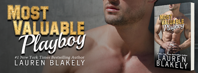 [Cover Reveal] MOST VALUABLE PLAYBOY by Lauren Blakely @LaurenBlakely3 @InkslingerPR