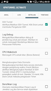 Cara buat config KPN Tunnel XL Axis Hitz Unlimited