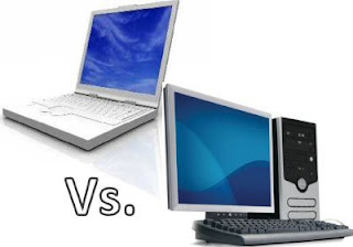 Desktop vs Laptop Computer