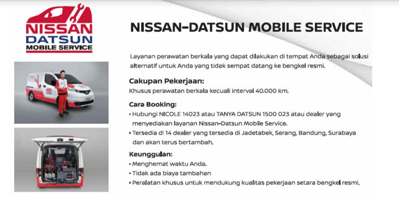 Promo Datsun Go+ Special Edition