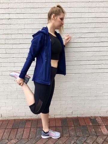 lululemon gear-up-crop  get-ready-jacket