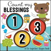 count my blessings 1 2 3 cover