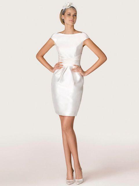 99fc2673d Emma Bolt Trends  Vestidos cortos para novia