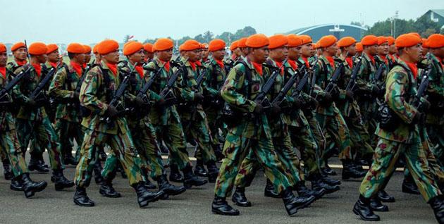 Heboh! Video Latihan TNI Terbongkar, Membuat Negara Lain Ketakutan