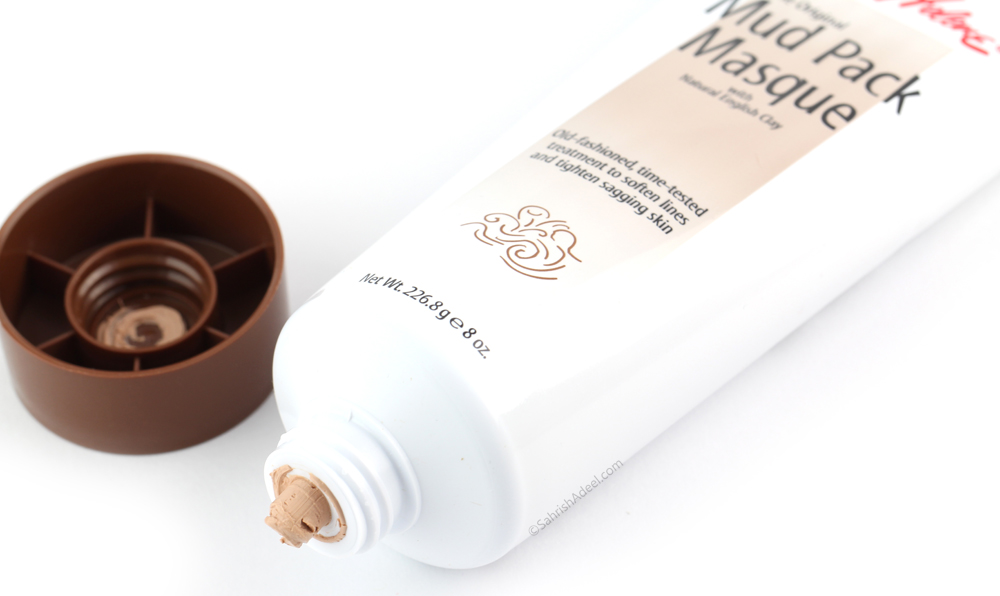 Toxic Relief & Anti-Aging Mud Pack Masque by Queen Helene - Review & Discount Code