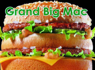 Reteta noului Grand Big Mac disponibila si in Romania