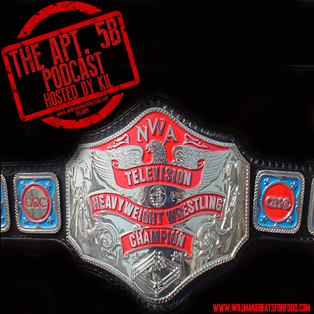 Apt. 5B Podcast Hosted by Kil: Hip Hop Championship Belts