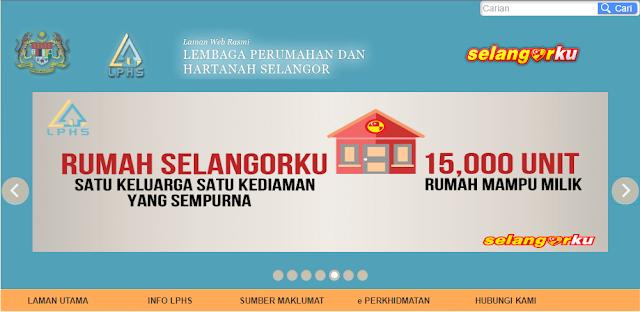 Rasmi - Jawatan Kosong di (LPHS) Lembaga Perumahan dan Hartanah Selangor Terkini 2019
