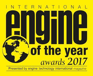 BMW i castiga inca o data International Engine of the Year Award