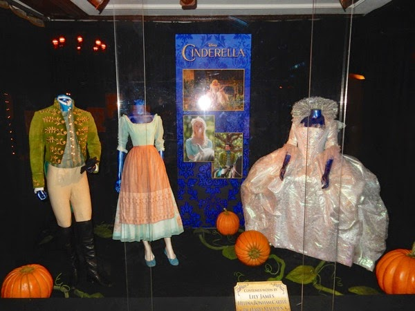 Original Disney Cinderella film costumes