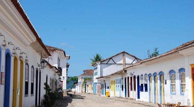 Aluguel de carro em Paraty
