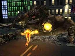 Game Fantastic 4