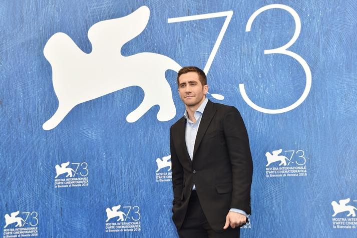 Jake Gyllenhaal en el Lido