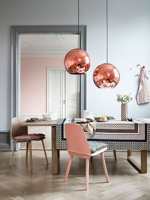 Copper, a Trend Very Industrial Lamps 9