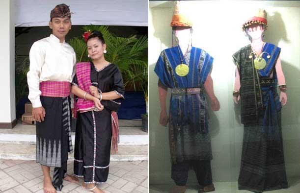 Pakaian Adat Suku Sasak