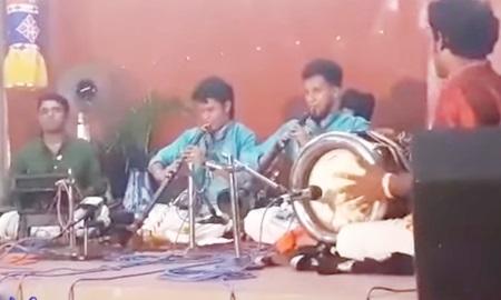 Tamil Nadaswaram Music Oru Ponmanai Naan Kaana..