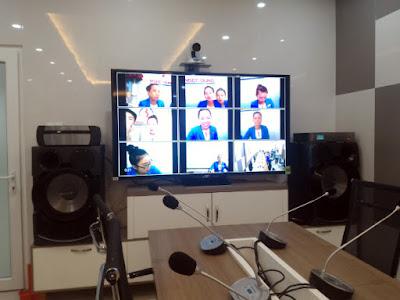 Sử dụng giải pháp hội nghị truyền hình trong thẩm mỹ viện